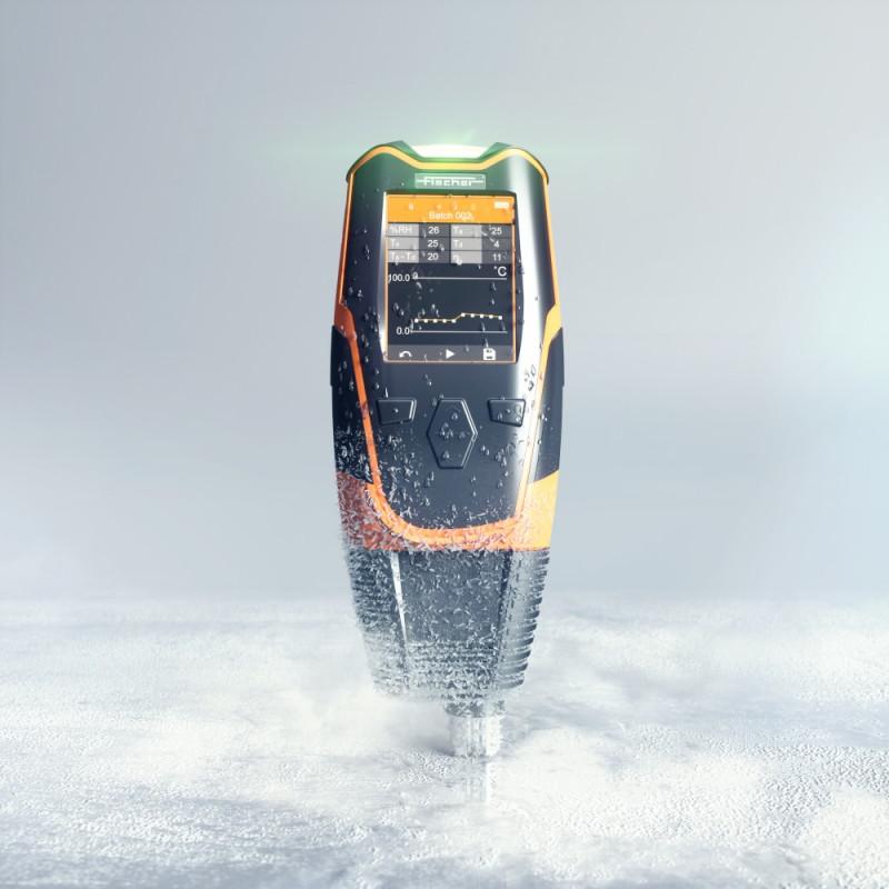 Medidor de temperatura e umidade - MMS Inspection DPM H