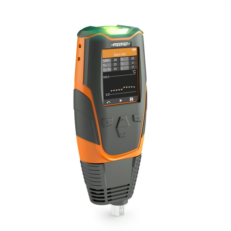 Medidor de temperatura e umidade - MMS Inspection DPM S